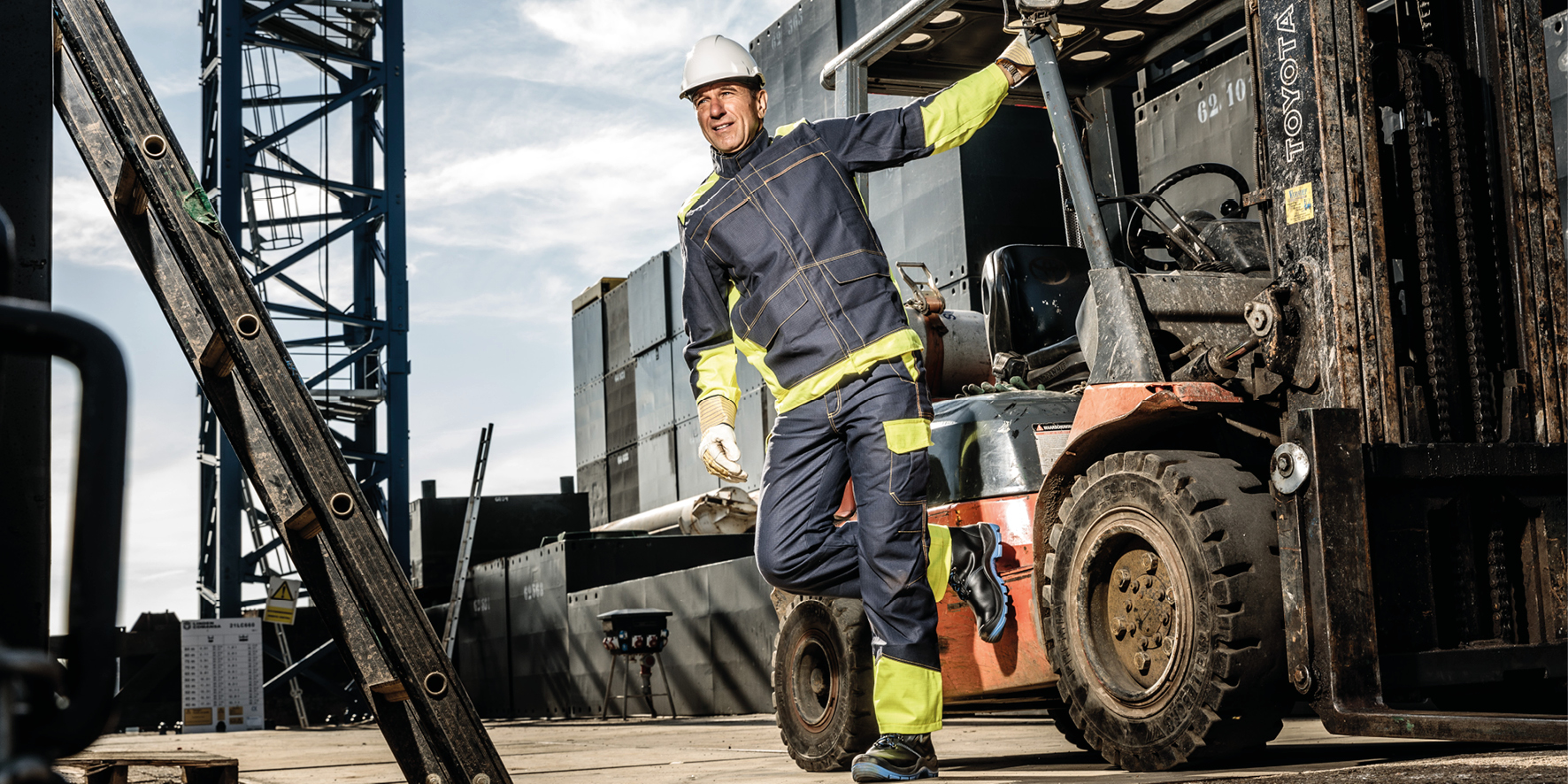 Tecawork® - poly cotton and cotton-rich workwear fabrics