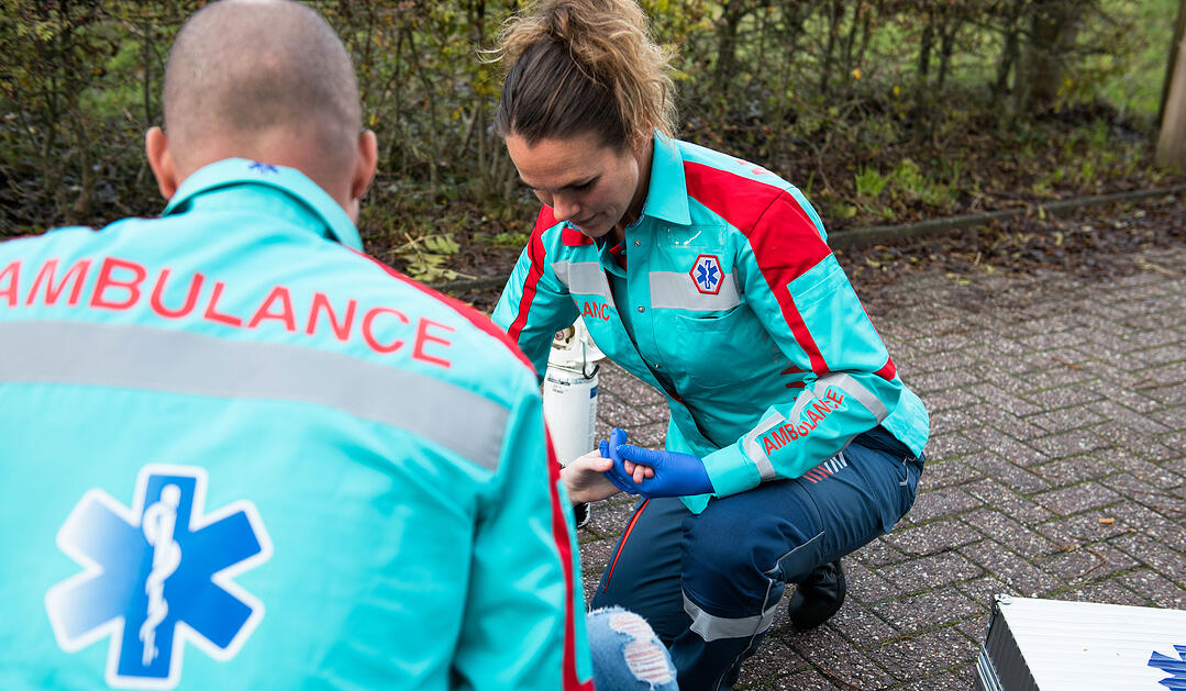 Ambulanciers Néerlandais
