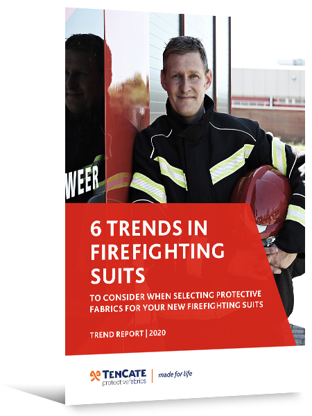 6 trends in firefighting suits