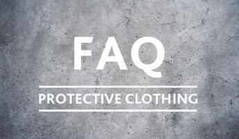 FAQ protective clothing questions