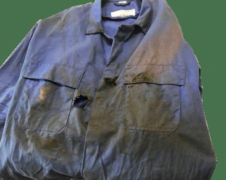 bunt FR garment1